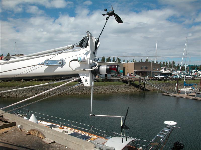 mast re wire corrosion