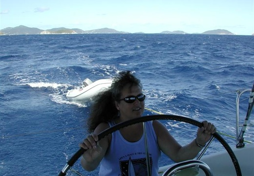 British Virgin Islands Charter 2001