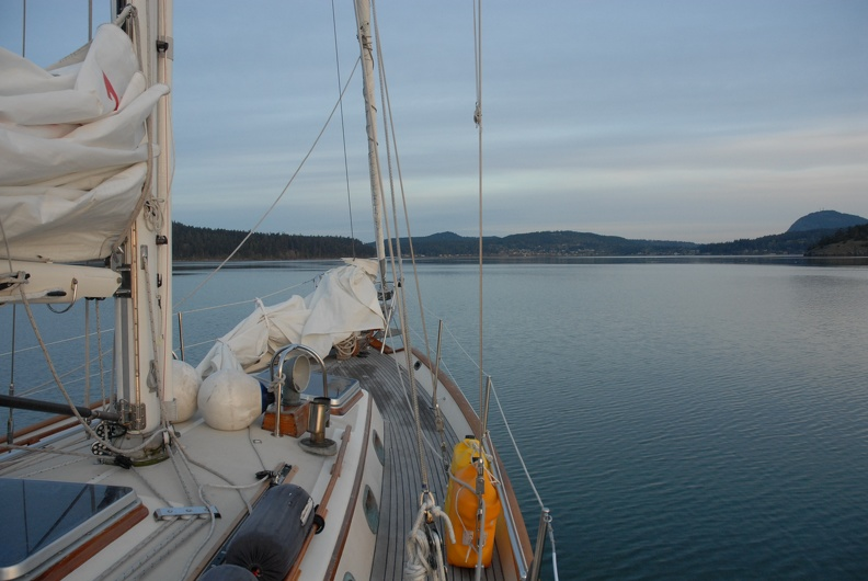 On anchor at Sucia.JPG
