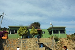 The dormatories for the poorest of the kids at Netza school