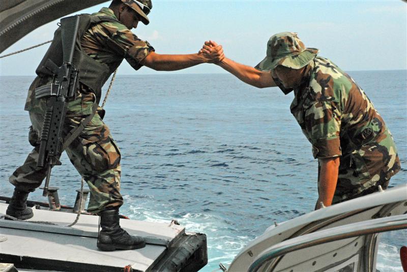 navyboarding