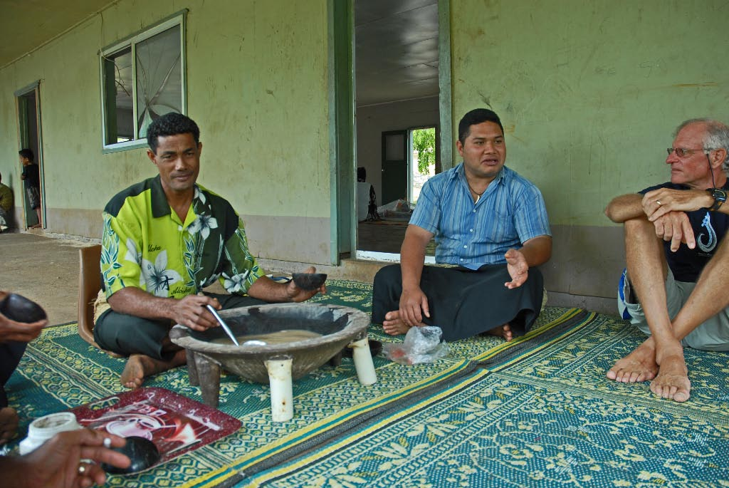 A Tongan Feast and Kava Ceremony