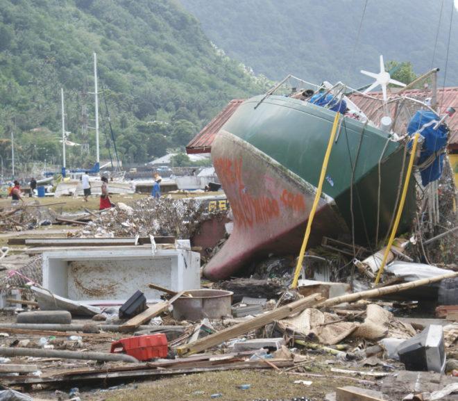 Tsunami Update