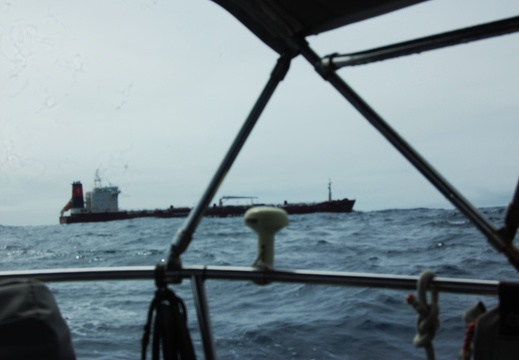 Coast Guard report on our 'psycho tanker'